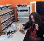 Séance d'accompagnement individualisé - projet parfum